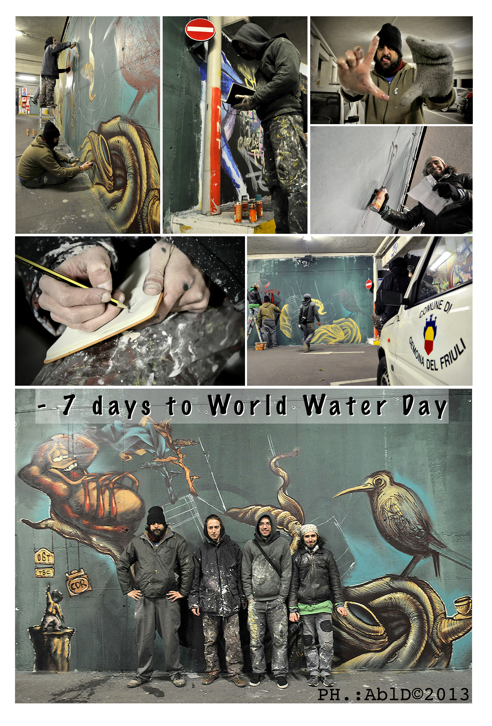World Water Day -7 days